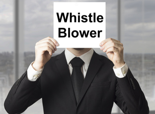 Whistleblowing [photo]